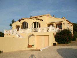 Schöne Villa in Lliber an der Costa Blanca