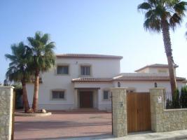 Schöne Villa mit freiem Blick in Javea an der Costa Blanca