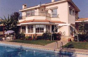 Schöne Villa nahe Limassol / Griechenland