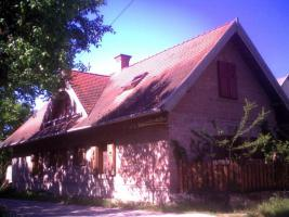 Schöne Wohnung im Biodorf / Mariahalom in Ungarn