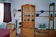 Schöne Wohnzimmer-Kiefernmöbel