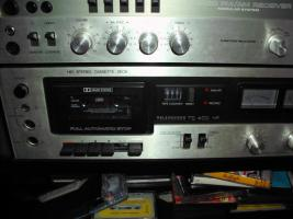 Foto 2 Schöne ca. 34 Jahre alte Telefunken TR 300 hifi Stereoanlage +