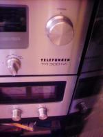 Foto 5 Schöne ca. 34 Jahre alte Telefunken TR 300 hifi Stereoanlage +