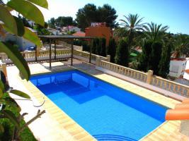 Foto 2 Schöne und helle Villa in Moraira an der Costa Blanca