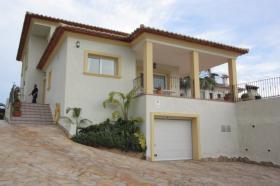 Foto 3 Schöne kürzlich gebaute Villa in Calpe an der Costa Blanca
