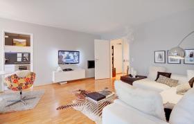 Sch�ne m�blierte 2-Zimmer Wohnung in Z�rich