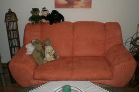 Schöne zweier Couch