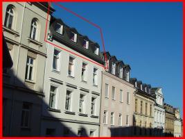 Foto 3 Schöne, helle Dachgeschosswohnung in Plauen (zentrumsnah)