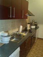 Foto 6 Schöne, moderne Küchenzeile Hochglanz, Apothekerschrank, ink. Geschirrspülmaschine & Kühlschrank etc.