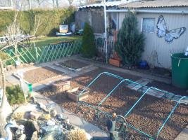 Schöner Kleiner Pacht Garten
