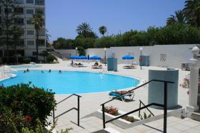 Schoenes Apartment Zentrum Playa del Ingles