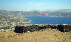 Schönes Baugrundstück auf Leros/Dodekannes/Griechenland