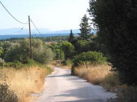 Schoenes Baugrundstueck in Schinias/Griechenland