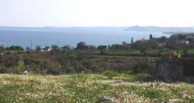 Schönes Baugrundstück nahe Koroni/Griechenland