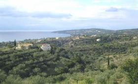 Foto 3 Schönes Baugrundstück nahe Porto Heli/Griechenland