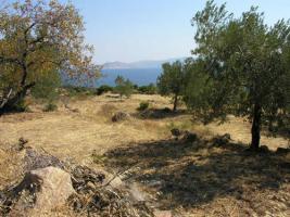 Schönes Grundstück auf der Halbinsel Methana/Griechenland