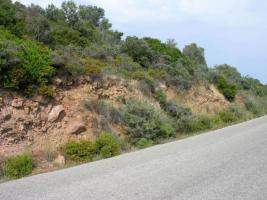 Schönes Grundstück auf Methana/Griechenland
