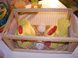 Foto 3 Schönes Oster Deko Komplett Set