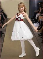 Schönes elegantes Kinderkleid A