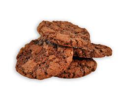 Foto 2 Schokolade-Karamell Cookies mmm.