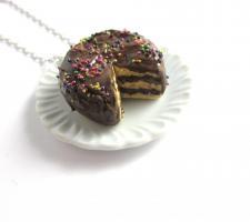 Schokoladen Torten Kette  - mit Duft