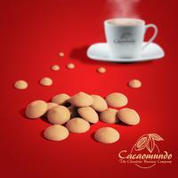 Schokoladen Tröpfchen (Weiß) von Cacaomundo