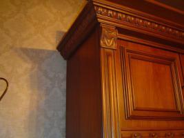 Foto 2 Schrankwand mit Bar