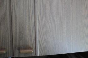 Foto 2 Schrankwand, 1,90 m, grau