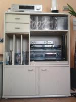 Foto 5 Schrankwand, Wohnzimmerschrank, Vitrine mit Beleuchtung