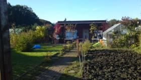 Foto 3 Schrebergarten, Gartenhaus aus beruflichen Gründen zu verkaufen