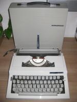Schreibmaschine Contessa 2 de luxe