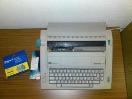 Schreibmaschine Triumph-Adler Gabriele 110
