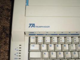 Foto 2 Schreibmaschine - elektrisch