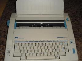 Foto 3 Schreibmaschine - elektrisch