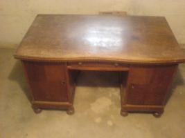 Schreibtisch - Antik - Selbstabholer