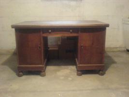 Foto 2 Schreibtisch - Antik - Selbstabholer