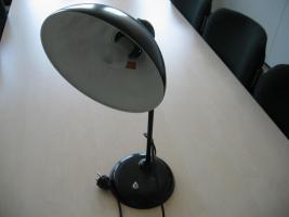 Schreibtischlampe 50er Jahre