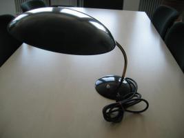 Foto 2 Schreibtischlampe 50er Jahre