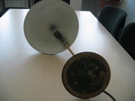 Foto 3 Schreibtischlampe 50er Jahre