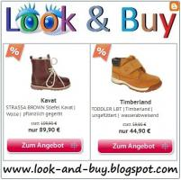 Schuhe f�r Babys, Kids, Teens & Women jetzt bis zu -20% Rabatt