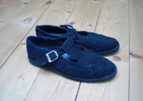 Foto 4 Schuhe Ballerinas Gr. 36 je 6€