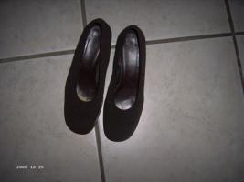 Schuhe Größe 37 Farbe braun