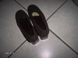 Foto 2 Schuhe Größe 37 Farbe braun