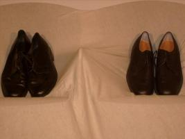 Schuhe ( Halbschuhe )Lederschuhe