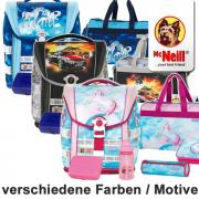 Schulranzen, Sporttaschen - 10 Euro Rabatt