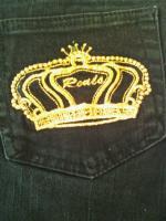 Foto 3 Schwarze Jeans