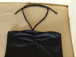 Foto 3 Schwarzes, langes Cocktailkleid Größe S