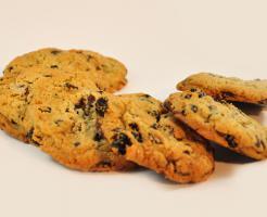 Foto 2 Schwarzwälder Kirsch Cookies