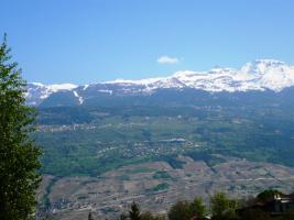 Foto 2 Schweiz-Wallis : Gemütliches, sehr gepflegtes Chalet in herrlicher Lage