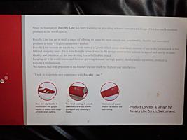 Foto 5 Schweizer Messerset Royality Line: Fleischmesser Santoku Messer Universalmesser NEU & OVP